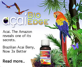 Acai Bio Vital, Super Fruits Antioxidant
